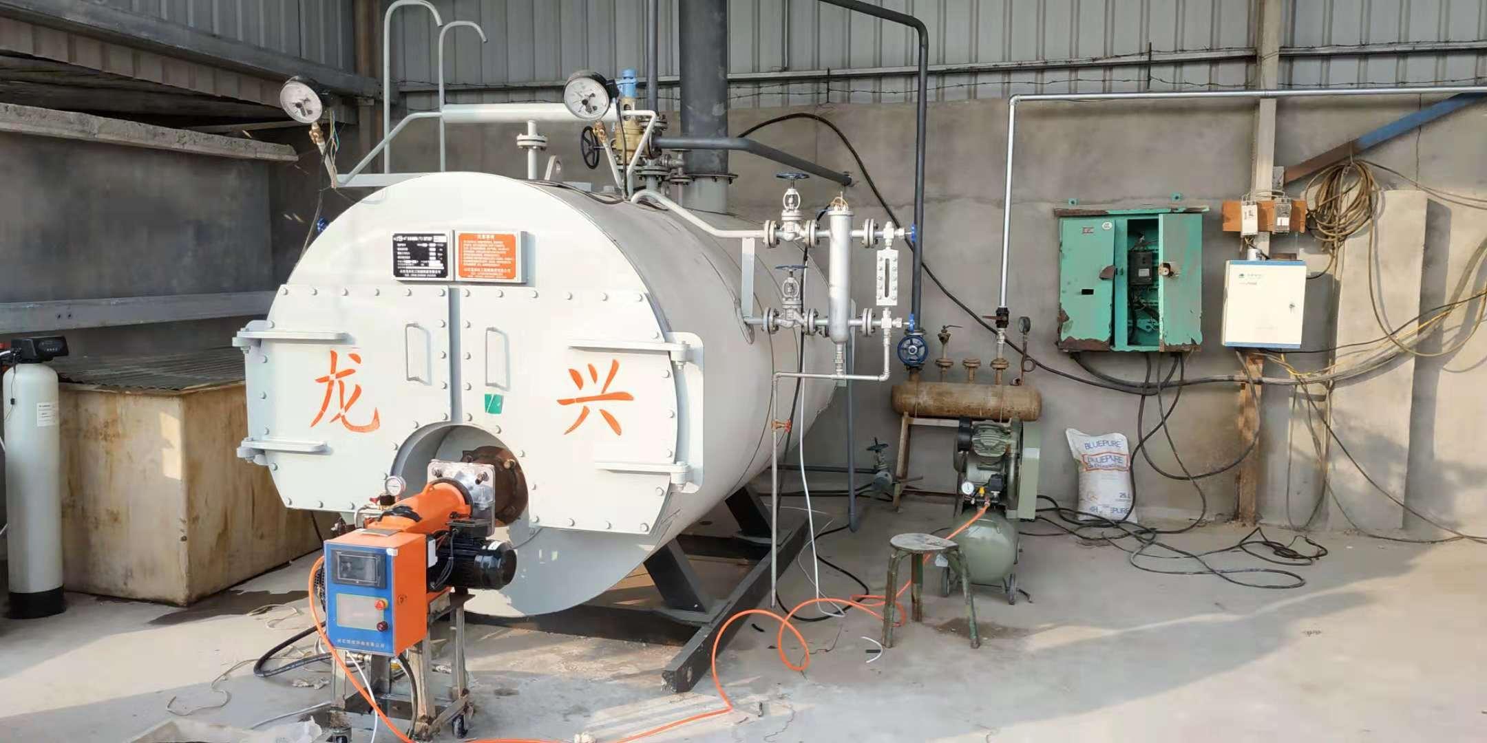 水产加工蒸汽锅炉
