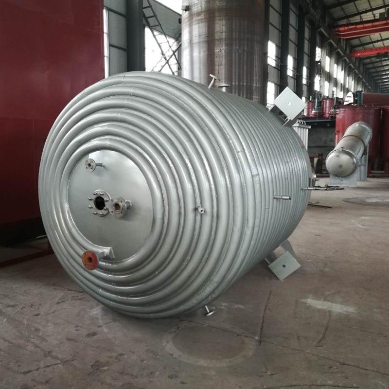 不锈钢外盘管反应釜