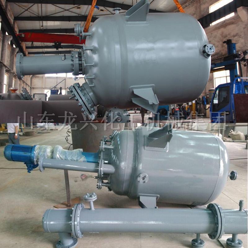 蒸汽加热高压反应釜